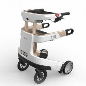 Lea robot rollator
