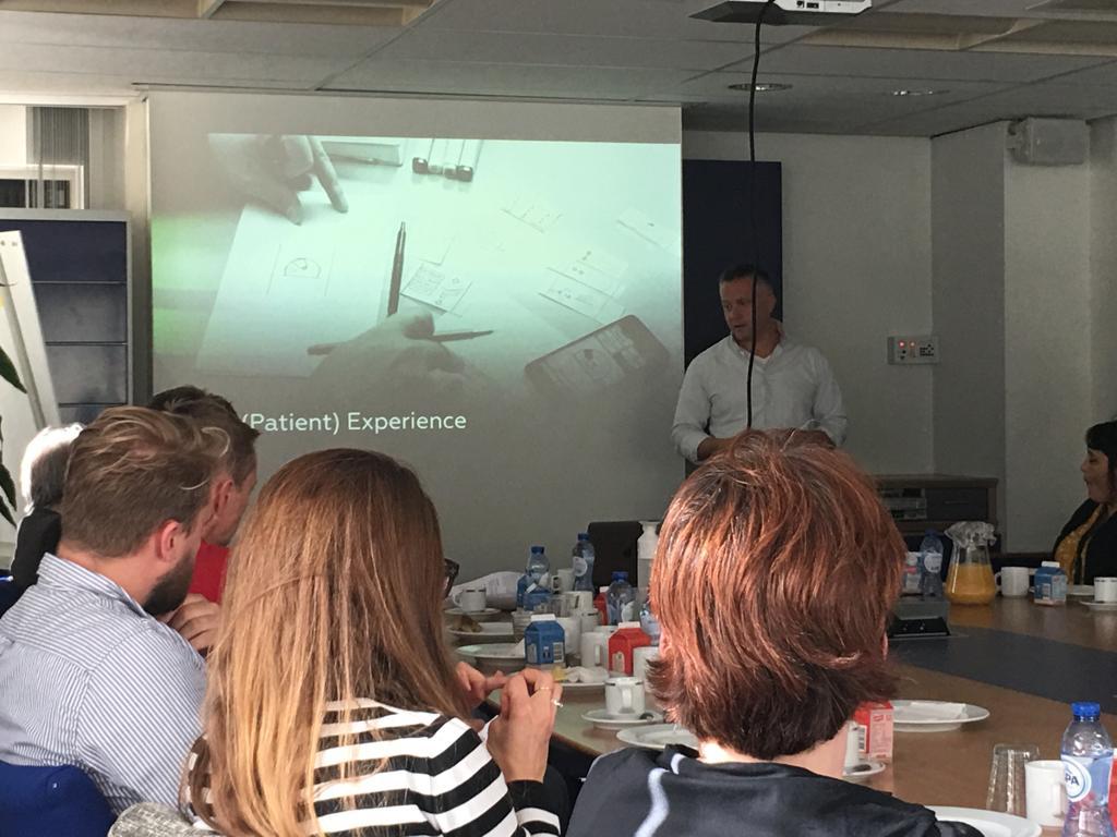 Verslag App Challenge Rijndam Revalidatie en ErasmusMC