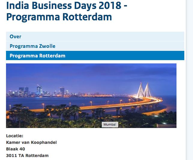 India Business Days